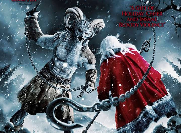 Twas A Month Before 'A Christmas Horror Story' DVD
