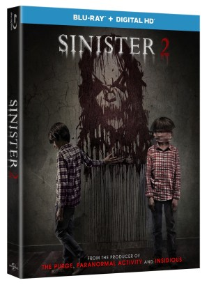 Sinister 2 Blu-Ray Release