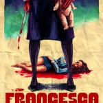 Francesca Gets New Giallo-Inspired Poster