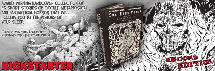The Dark Verse Kickstarter Banner