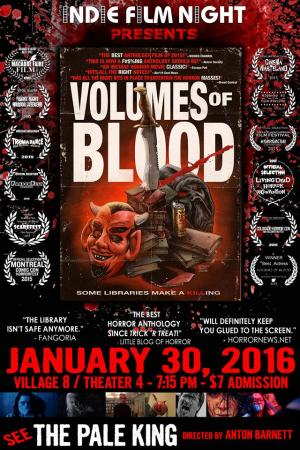 Volumes of Blood - Final Public Screening