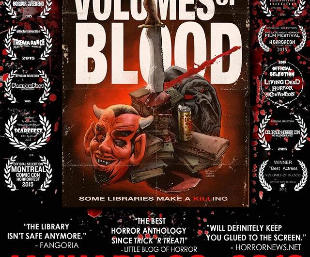 Volumes of Blood – Final Public Screening