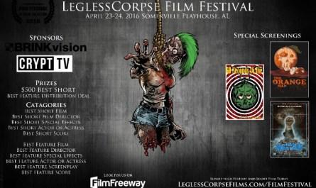 LeglessCorpse Film Festival