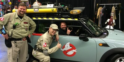 Wizard World CLE 2016 - Ghostbusters Cleveland