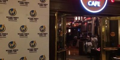 Wizard World CLE 2016 - Hard Rock Cafe Cleveland