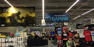 Wizard World CLE 2016 - Gaming