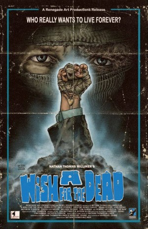 A Wish For The Dead Poster