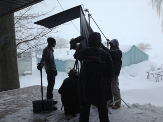 The Horror - Behind The Scenes (5)