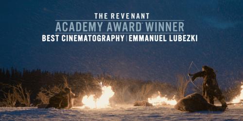 The Revenant - Best Cinematography