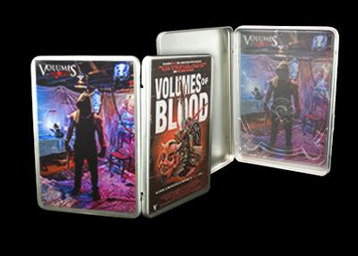 Volumes of Blood Steelbook