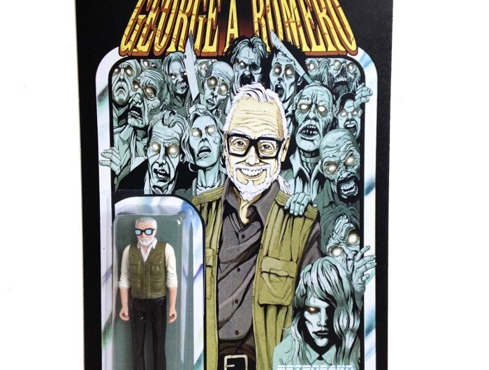 Week End Toy Update George Romero, Ghostface, Powerslave Eddie