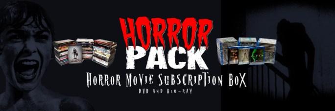 Horror Pack Banner