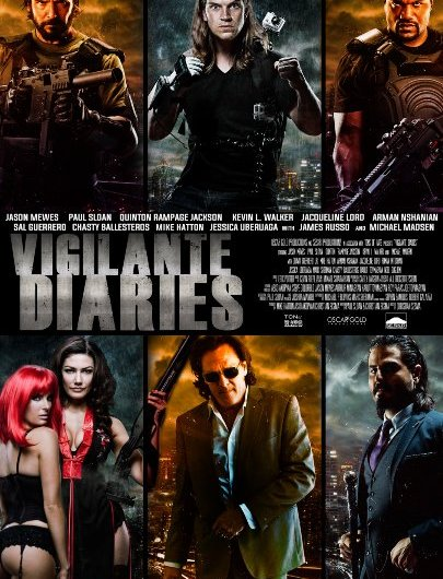 Vigilante Diaries Theatrical Release