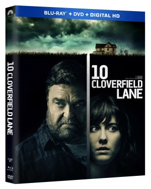 10 Cloverfield Lane - Blu-ray DVD