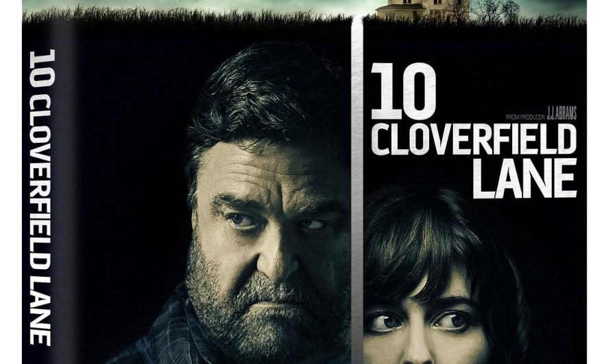 10 Cloverfield Lane – Blu-ray, DVD & On Demand June 14