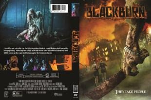 Blackburn Official DVD Cover