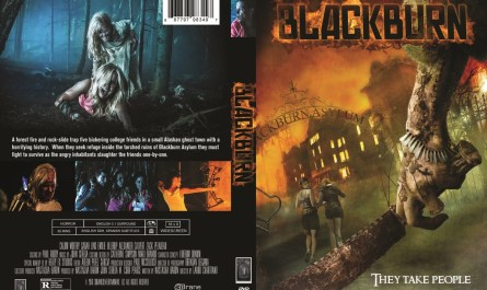Blackburn Official DVD Cover