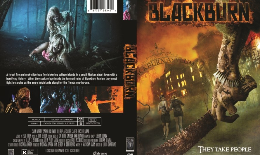 Blackburn Sets the Town Alight this August on DVD