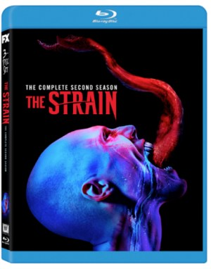 The Strain Season 2 Blu-Ray