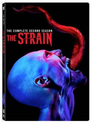 The Strain Season 2 DVD