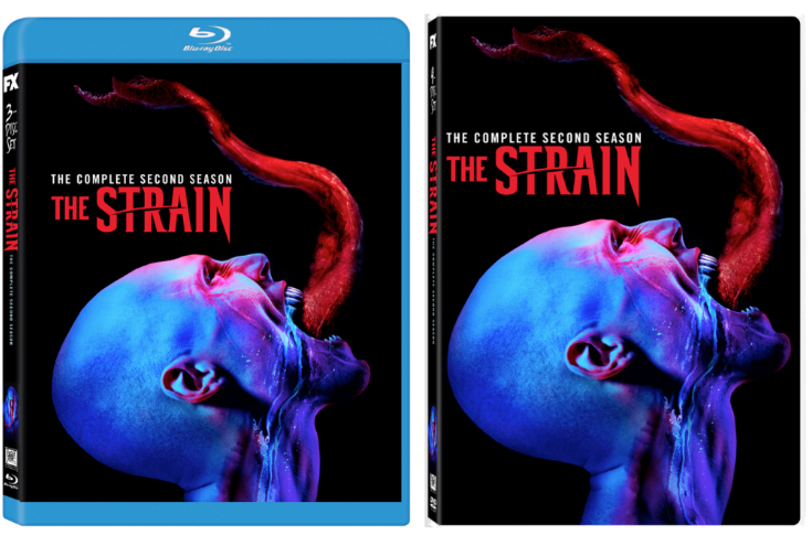 The Strain Season 2 Arrives on Blu-ray and DVD Aug 23