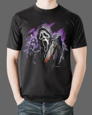 Fright Rags - Ghost Face V1