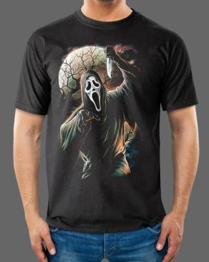 Fright Rags - Ghost Face V2