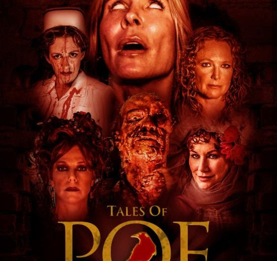 New Trailer for Tales of Poe