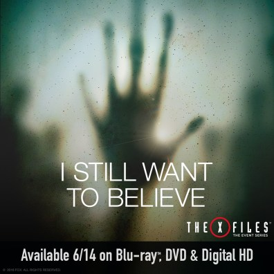 X-Files - Event Series 3