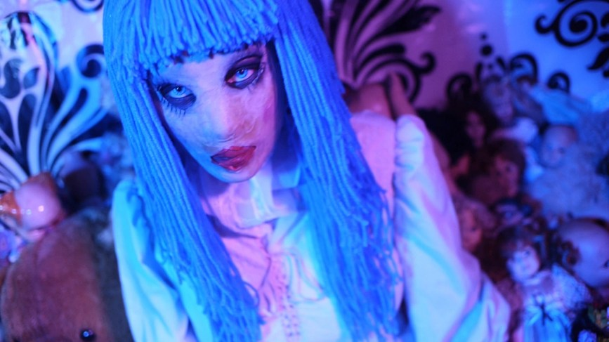 Dolly Deadly - Blue Doll