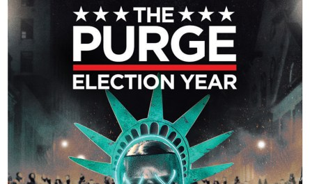 The Purge Election Year Blu-Ray Feature