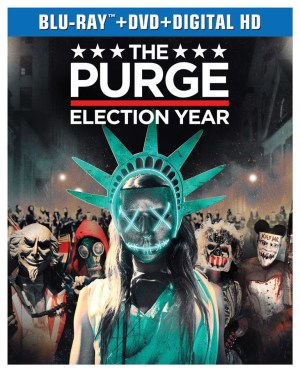 The Purge Election Year Blu-Ray