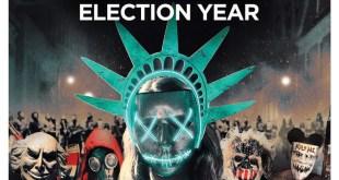 The Purge Election Year Blu-Ray