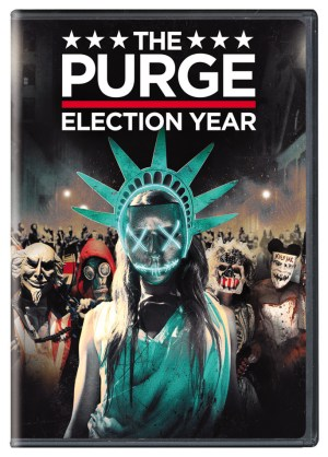 The Purge Election Year DVD