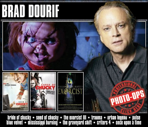 HorrorHound Weekend 2016 - Brad Dourif