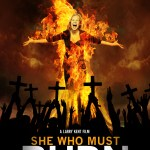 She Who Must Burn Debuts October 11th
