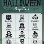 Get Your Halloween Bingo Cards!