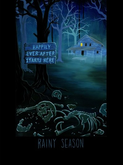 Official Trailer For Vanessa Wright's 'Rainy Season'