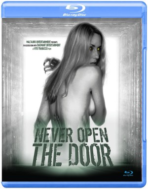 Never Open the Door Blu-Ray