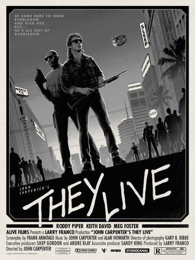 They Live BW