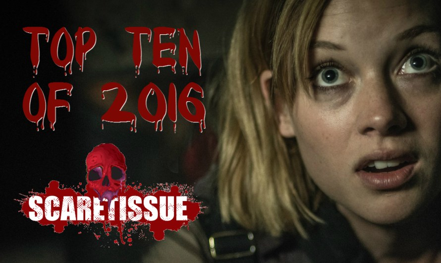 Look Back at 2016 – The Best of ScareTissue