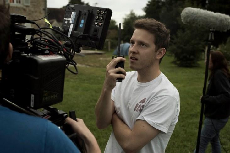 Blood Money Director Luke White