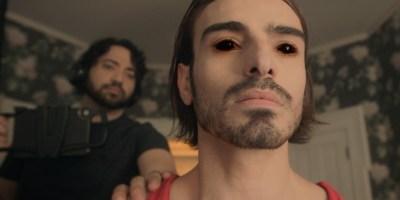 Still of Andres Mejia as Carlos in Reel Nightmare