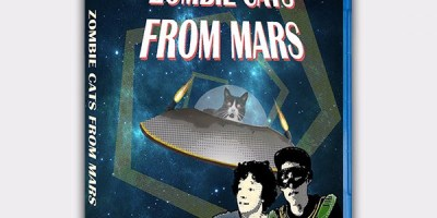 Zombie Cats From Mars - BluRay