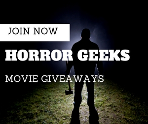 Horror Geeks – Love Horror, Get Perks!