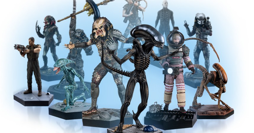 Alien and Predator Collection