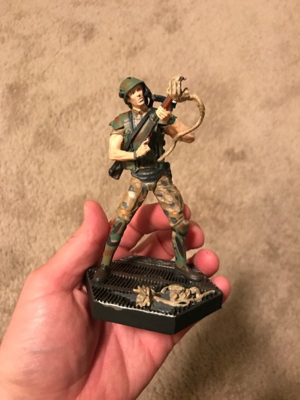 Eaglemoss Hicks Figure 5