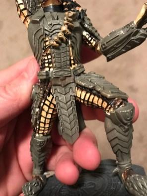 Eaglemoss Scar Predator Figure 6