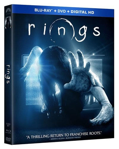 Rings Bluray Combo Pack