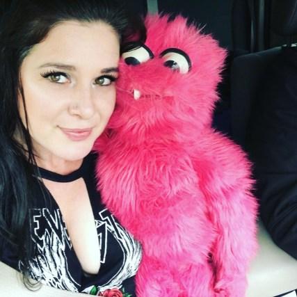 Puppet Killer - Lisa Ovies and Simon from Puppet Killer